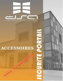 2 Depliant Accessoires SECURITE PORTAIL