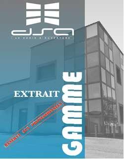 2 Depliant Extrait GAMME