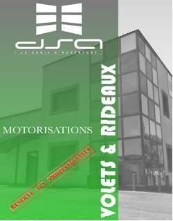 2 Depliant Motorisations VOLETS & RIDEAUX